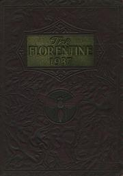 1937 Edition, Florence High School - Florentine Yearbook (Florence, SC)