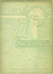 1952 Edition, Whitemire High School - Spectator Yearbook (Whitemire, SC)