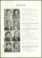 Page 12, 1952 Edition, Whitemire High School - Spectator Yearbook (Whitemire, SC) online yearbook collection