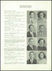 Page 15, 1952 Edition, Whitemire High School - Spectator Yearbook (Whitemire, SC) online yearbook collection