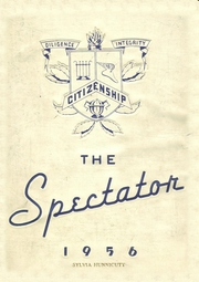 1956 Edition, Whitemire High School - Spectator Yearbook (Whitemire, SC)