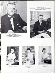 Page 12, 1965 Edition, University of South Carolina Regional Campuses - Garnet and Black Yearbook (Beaufort, SC) online yearbook collection