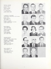 Page 17, 1965 Edition, University of South Carolina Regional Campuses - Garnet and Black Yearbook (Beaufort, SC) online yearbook collection