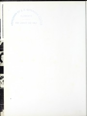 Page 4, 1965 Edition, University of South Carolina Regional Campuses - Garnet and Black Yearbook (Beaufort, SC) online yearbook collection