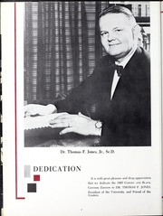 Page 8, 1965 Edition, University of South Carolina Regional Campuses - Garnet and Black Yearbook (Beaufort, SC) online yearbook collection