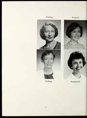Page 10, 1969 Edition, University of South Carolina Regional Campuses - Garnet and Black Yearbook (Beaufort, SC) online yearbook collection