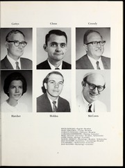 Page 11, 1969 Edition, University of South Carolina Regional Campuses - Garnet and Black Yearbook (Beaufort, SC) online yearbook collection