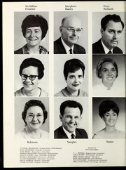 Page 12, 1969 Edition, University of South Carolina Regional Campuses - Garnet and Black Yearbook (Beaufort, SC) online yearbook collection