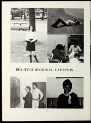 Page 14, 1969 Edition, University of South Carolina Regional Campuses - Garnet and Black Yearbook (Beaufort, SC) online yearbook collection
