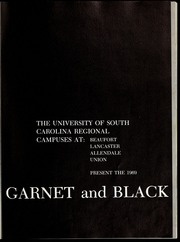 Page 5, 1969 Edition, University of South Carolina Regional Campuses - Garnet and Black Yearbook (Beaufort, SC) online yearbook collection
