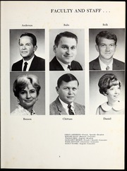 Page 9, 1969 Edition, University of South Carolina Regional Campuses - Garnet and Black Yearbook (Beaufort, SC) online yearbook collection