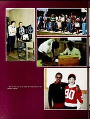 Page 16, 1985 Edition, Florence Darlington Technical College - Baviere Yearbook (Florence, SC) online yearbook collection