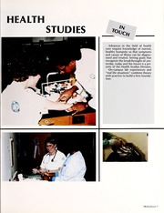 Page 11, 1986 Edition, Florence Darlington Technical College - Baviere Yearbook (Florence, SC) online yearbook collection