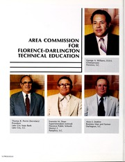 Page 16, 1986 Edition, Florence Darlington Technical College - Baviere Yearbook (Florence, SC) online yearbook collection
