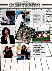 Page 5, 1986 Edition, Florence Darlington Technical College - Baviere Yearbook (Florence, SC) online yearbook collection