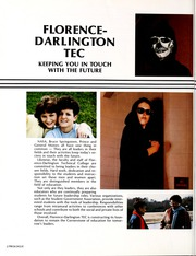 Page 6, 1986 Edition, Florence Darlington Technical College - Baviere Yearbook (Florence, SC) online yearbook collection