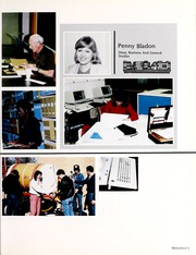 Page 9, 1986 Edition, Florence Darlington Technical College - Baviere Yearbook (Florence, SC) online yearbook collection