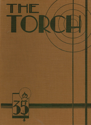 Page 1, 1935 Edition, Torrance High School - Torch Yearbook (Torrance, CA) online yearbook collection