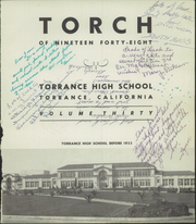 Page 5, 1948 Edition, Torrance High School - Torch Yearbook (Torrance, CA) online yearbook collection