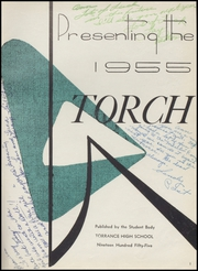 Page 5, 1955 Edition, Torrance High School - Torch Yearbook (Torrance, CA) online yearbook collection