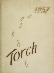 Torrance High School - Torch Yearbook (Torrance, CA) online yearbook collection, 1957 Edition, Page 1