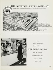 Page 133, 1958 Edition, Torrance High School - Torch Yearbook (Torrance, CA) online yearbook collection