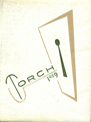 Torrance High School - Torch Yearbook (Torrance, CA) online yearbook collection, 1959 Edition, Page 1