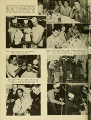 ARL Flotilla Two - Naval Cruise Book online yearbook collection, 1953 Edition, Page 36