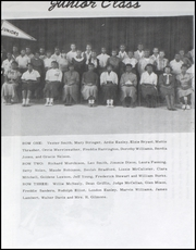 A A Wilson High School - Leopards Echo Yearbook (Malvern, AR) online yearbook collection, 1954 Edition, Page 45