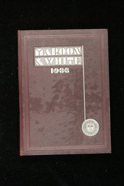 A B Davis High School - Maroon and White Yearbook (Mount Vernon, NY) online yearbook collection, 1933 Edition, Cover