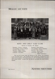 A B Davis High School - Maroon and White Yearbook (Mount Vernon, NY) online yearbook collection, 1933 Edition, Page 100