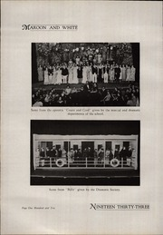 A B Davis High School - Maroon and White Yearbook (Mount Vernon, NY) online yearbook collection, 1933 Edition, Page 114