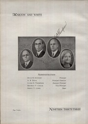 Page 16, 1933 Edition, A B Davis High School - Maroon and White Yearbook (Mount Vernon, NY) online yearbook collection