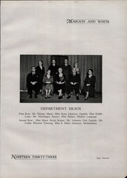 Page 17, 1933 Edition, A B Davis High School - Maroon and White Yearbook (Mount Vernon, NY) online yearbook collection