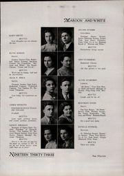 A B Davis High School - Maroon and White Yearbook (Mount Vernon, NY) online yearbook collection, 1933 Edition, Page 63