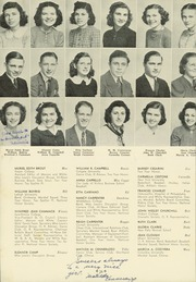 A B Davis High School - Maroon and White Yearbook (Mount Vernon, NY) online yearbook collection, 1939 Edition, Page 40