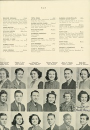 A B Davis High School - Maroon and White Yearbook (Mount Vernon, NY) online yearbook collection, 1939 Edition, Page 49