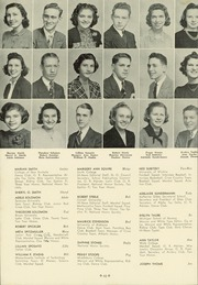 A B Davis High School - Maroon and White Yearbook (Mount Vernon, NY) online yearbook collection, 1939 Edition, Page 52