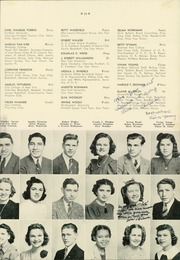 A B Davis High School - Maroon and White Yearbook (Mount Vernon, NY) online yearbook collection, 1939 Edition, Page 53