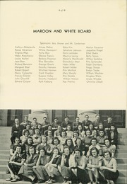 A B Davis High School - Maroon and White Yearbook (Mount Vernon, NY) online yearbook collection, 1939 Edition, Page 71