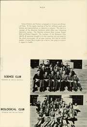 A B Davis High School - Maroon and White Yearbook (Mount Vernon, NY) online yearbook collection, 1939 Edition, Page 89