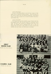 A B Davis High School - Maroon and White Yearbook (Mount Vernon, NY) online yearbook collection, 1939 Edition, Page 91