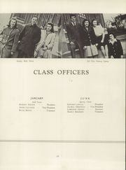 A B Davis High School - Maroon and White Yearbook (Mount Vernon, NY) online yearbook collection, 1944 Edition, Page 23