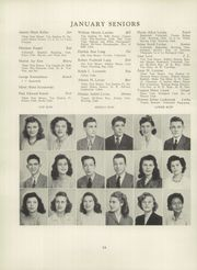 A B Davis High School - Maroon and White Yearbook (Mount Vernon, NY) online yearbook collection, 1944 Edition, Page 28