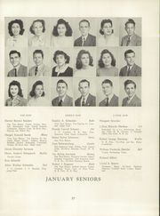 A B Davis High School - Maroon and White Yearbook (Mount Vernon, NY) online yearbook collection, 1944 Edition, Page 31