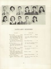 A B Davis High School - Maroon and White Yearbook (Mount Vernon, NY) online yearbook collection, 1944 Edition, Page 33