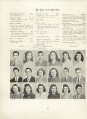 A B Davis High School - Maroon and White Yearbook (Mount Vernon, NY) online yearbook collection, 1944 Edition, Page 40