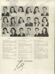 A B Davis High School - Maroon and White Yearbook (Mount Vernon, NY) online yearbook collection, 1944 Edition, Page 45