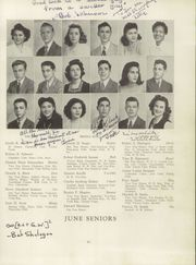 A B Davis High School - Maroon and White Yearbook (Mount Vernon, NY) online yearbook collection, 1944 Edition, Page 47