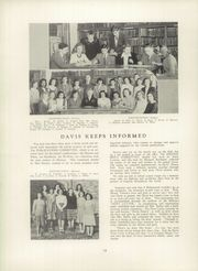 A B Davis High School - Maroon and White Yearbook (Mount Vernon, NY) online yearbook collection, 1944 Edition, Page 62